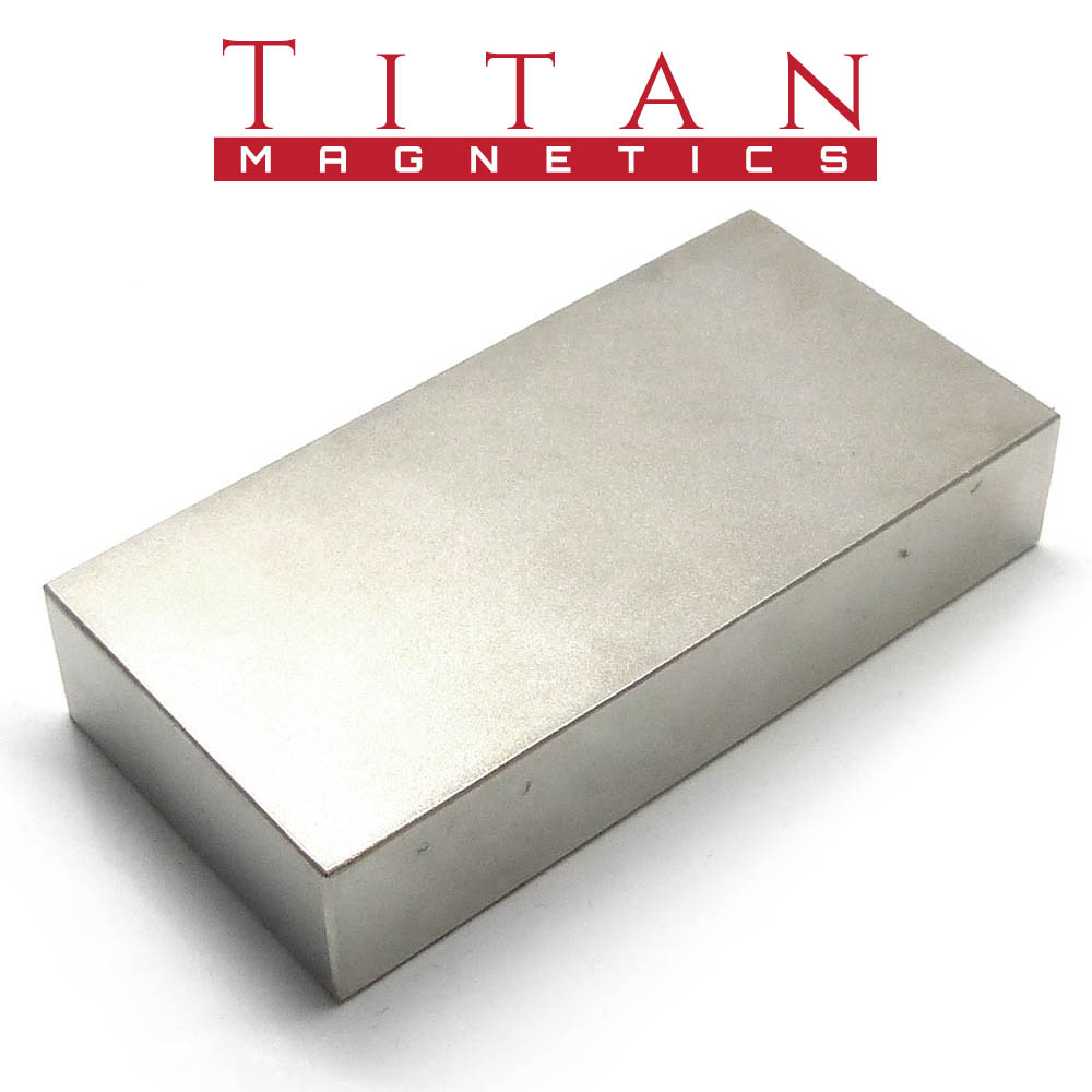 100x50x20mm Bigfoot Giant N35 Neodymium Magnet