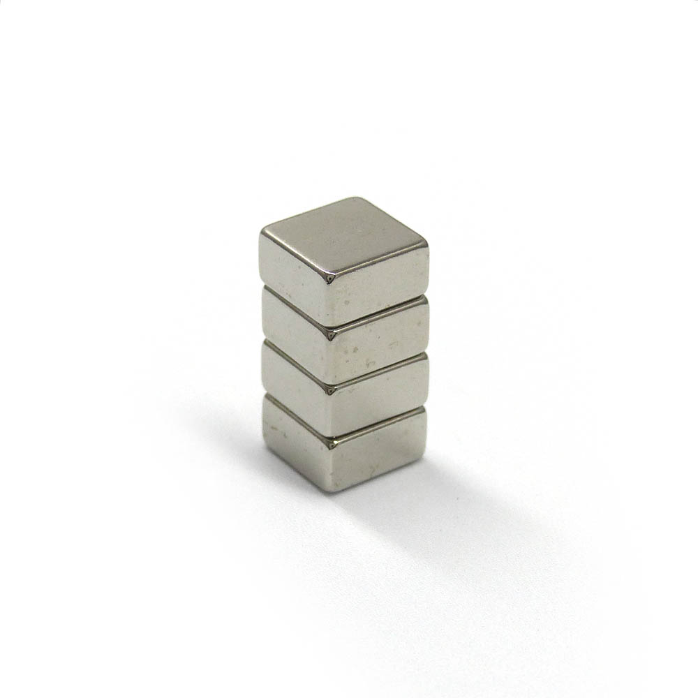 10x10x5mm Strong Square Magnets