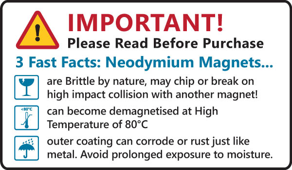 3 Fast Facts of neodymium magnets