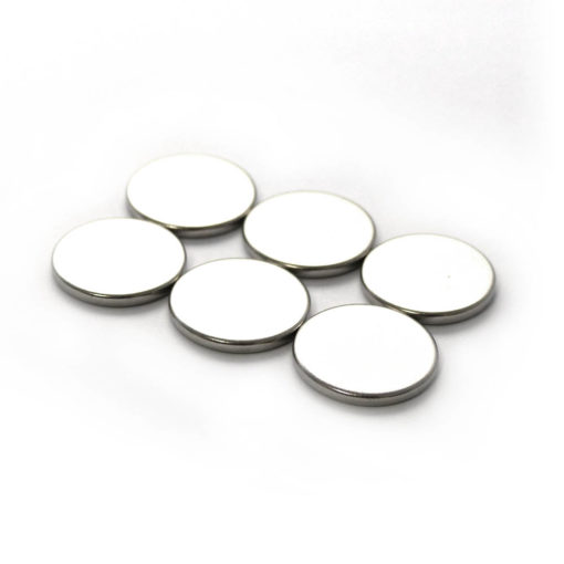 6pcs-Strong Button Magnets 18mm Dia