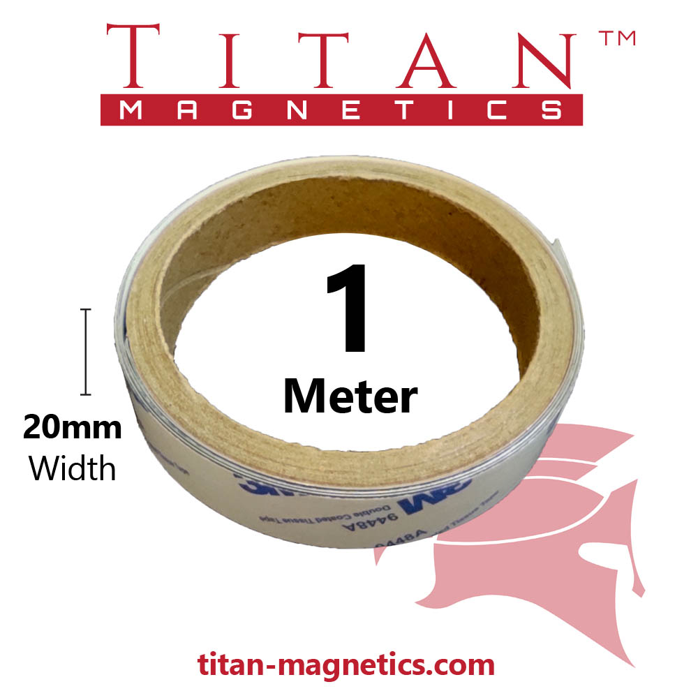 Adhesive Metal Tape 1 meter roll