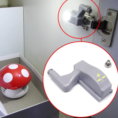 Auto Cabinet LED Light battery operated
