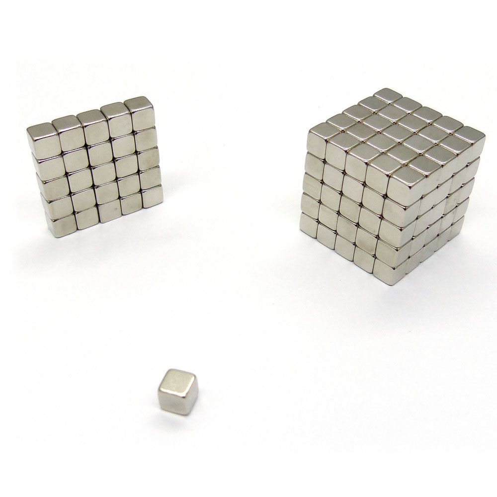 5mm cube rare earth magnets various shapes