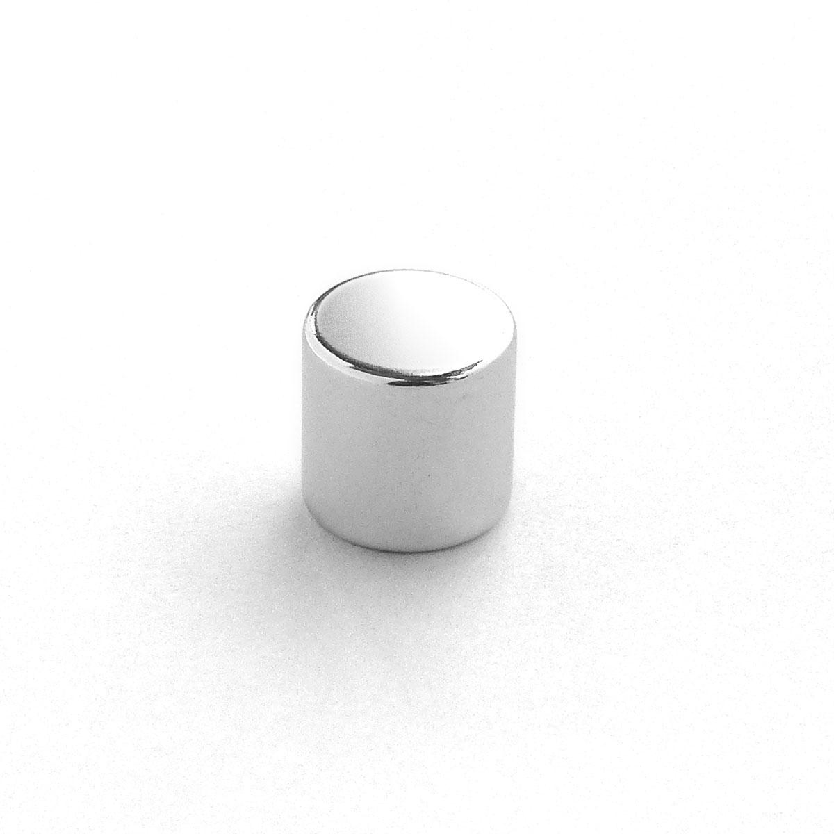 Cylinder Neodymium Magnets 10mm Dia x 10mm