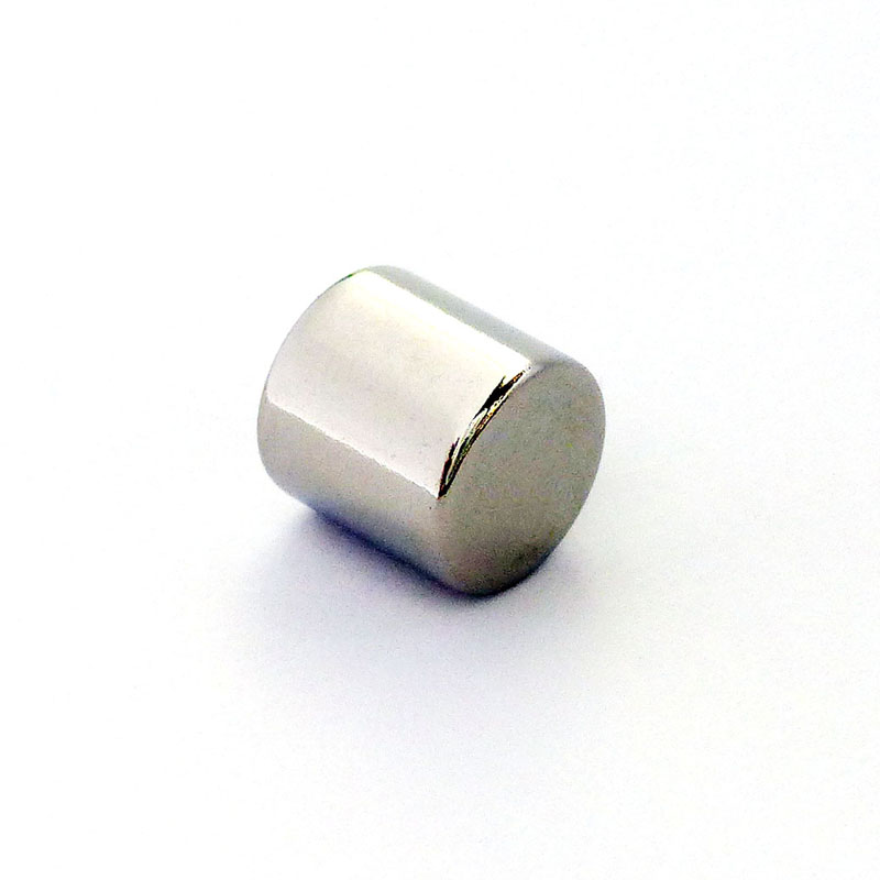 Cylinder neodymium magnets 10mm dia