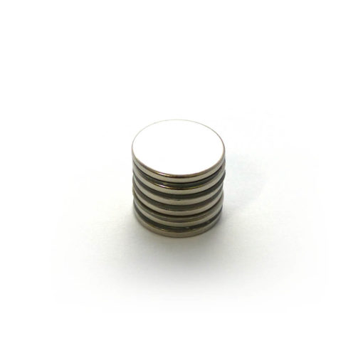 Dia 18mm x 2mm Rare Earth Magnets