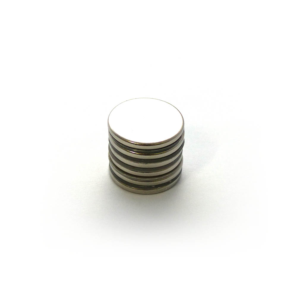 Dia 18mm x 2mm Singapore Rare Earth Magnets Wholesaler