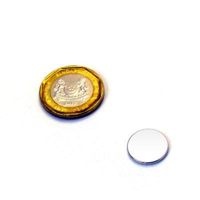 Neodymium Disc Magnets 15mm Dia x 1.5mm