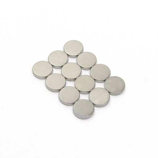 Industrial Strength Disc Magnets D10x2mm