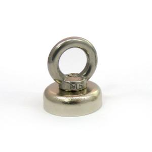Eyelet Bolt Magnet D25mm neodymium magnet