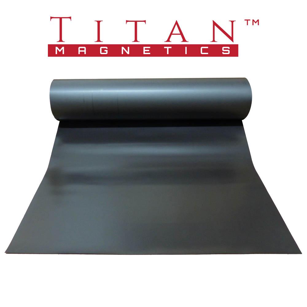 Flexible Magnetic Rubber Sheet 0 4mm Super Strong