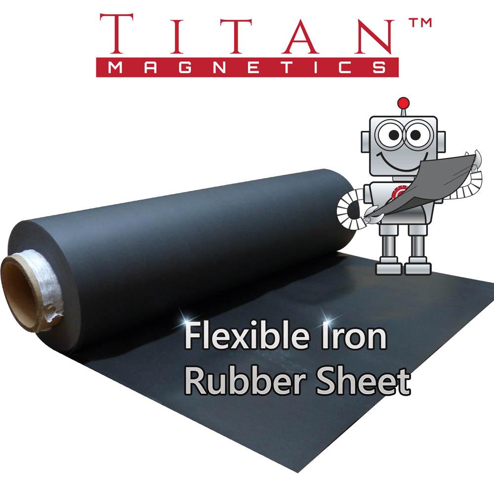 Flexible Iron Rubber