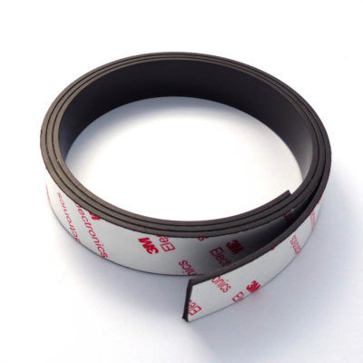 Flexible Magnet 20mmx2mm 1Meter