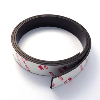 Flexible Magnet 20mmx2mm 1Meter