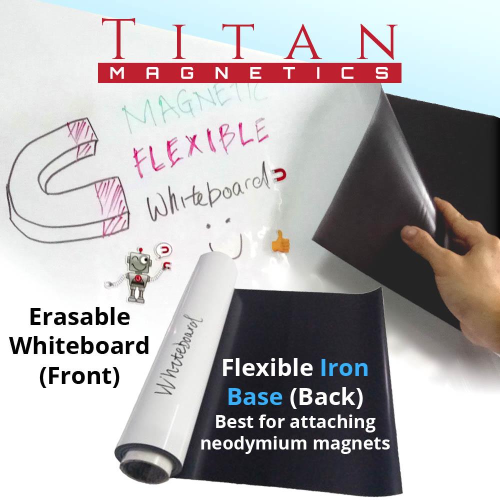 Flexible Whiteboard Iron Base Singapore