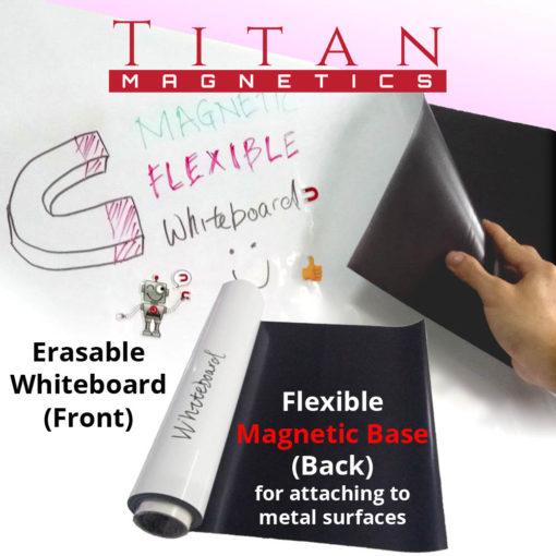 Flexible Magnetic Whiteboard Singapore