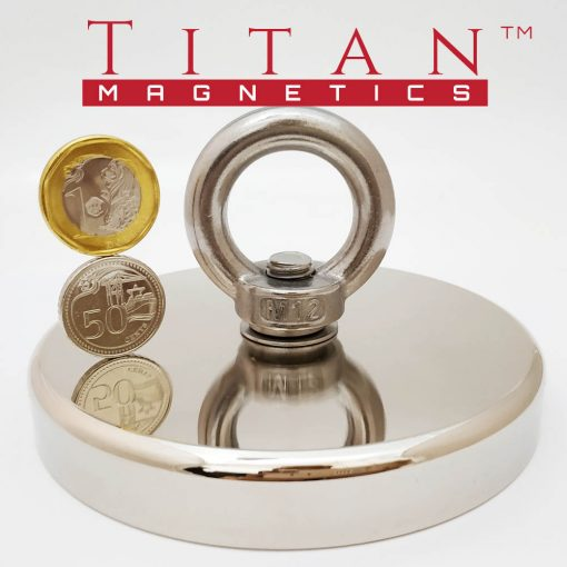 Giant 120mm Industrial Holding Magnet Awtrra