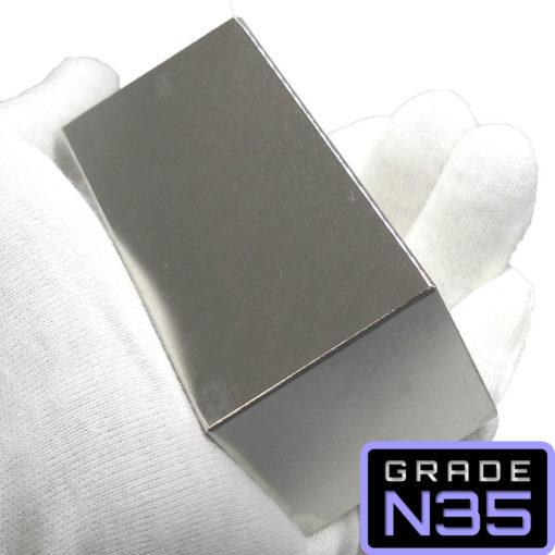 Giant N35 Neodymium Magnet