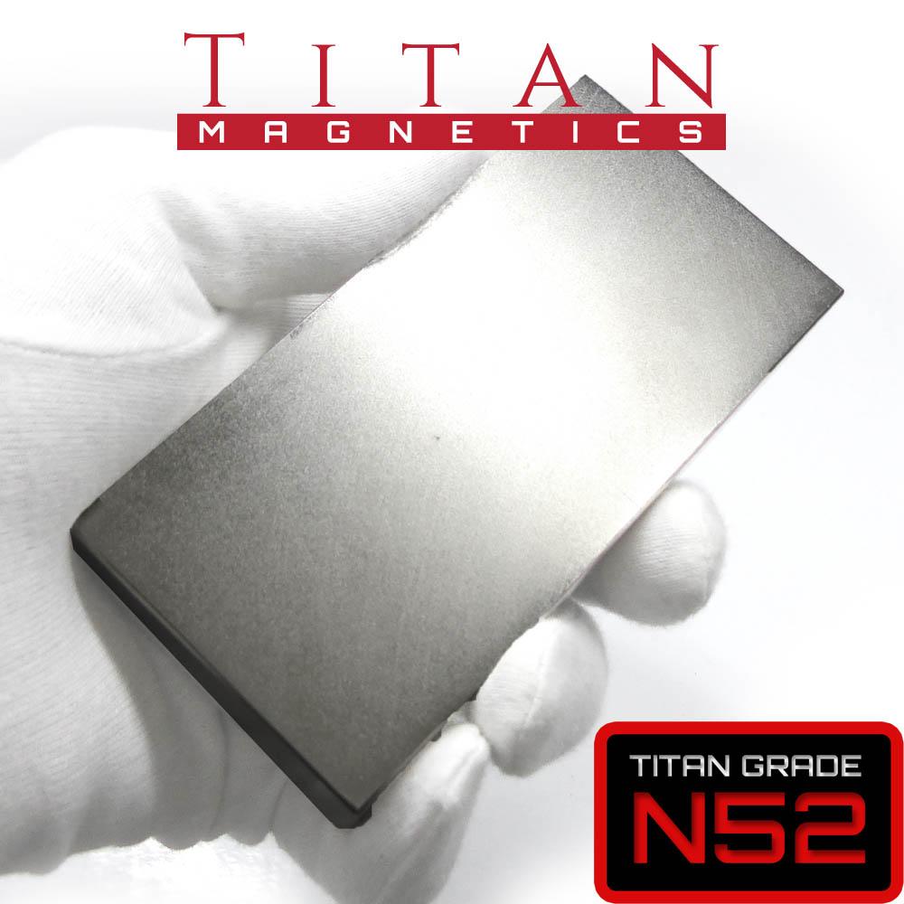 Holding Large N52 Neodymium Magnet