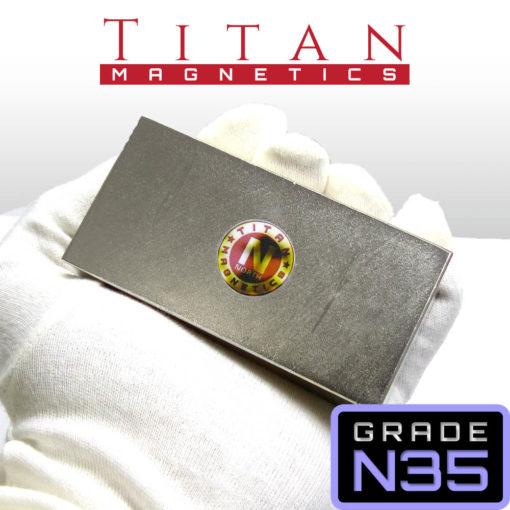 N35 Atlas Large Neodymium Magnet