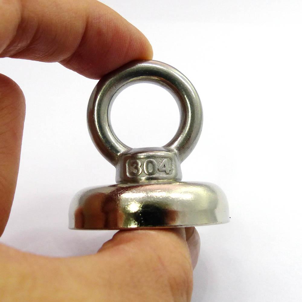 M6 eyelet bolt neodymium magnet D36mm