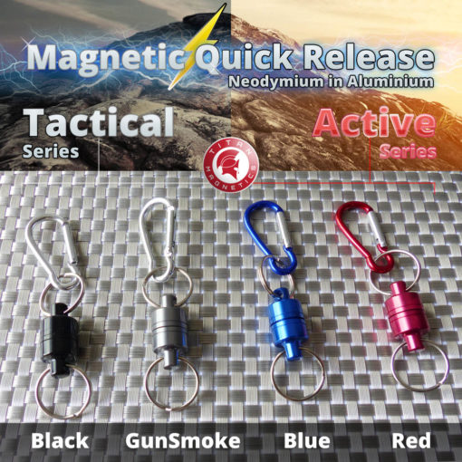 Magnetic Quick Release -Series