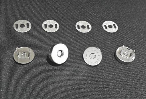 Magnetic-Clasp 14mmDia 2pairs