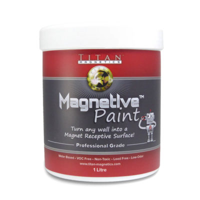 Magnetic Paint Singapore - 1 litre