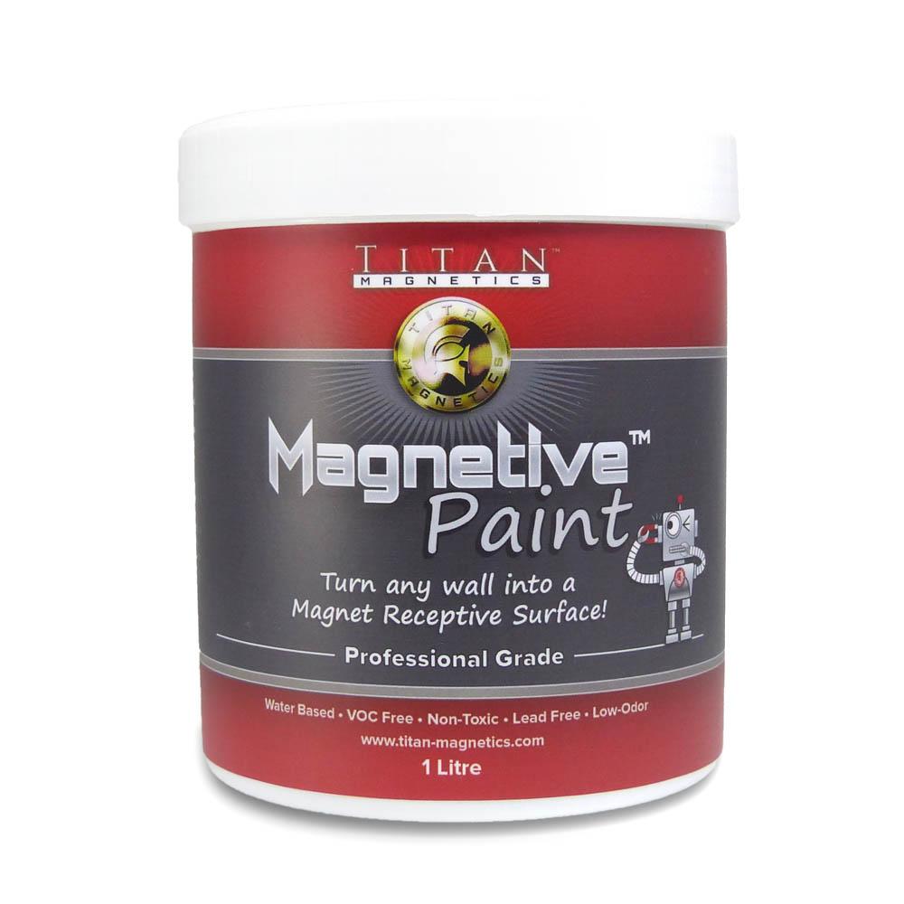 Magnetic Paint Singapore - 1 litre