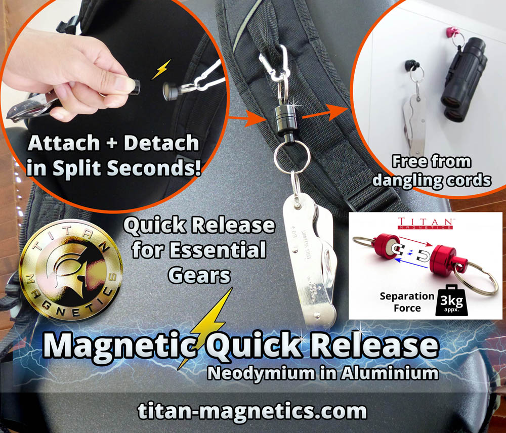 Magnetic Quick Release Magnetic Gear
