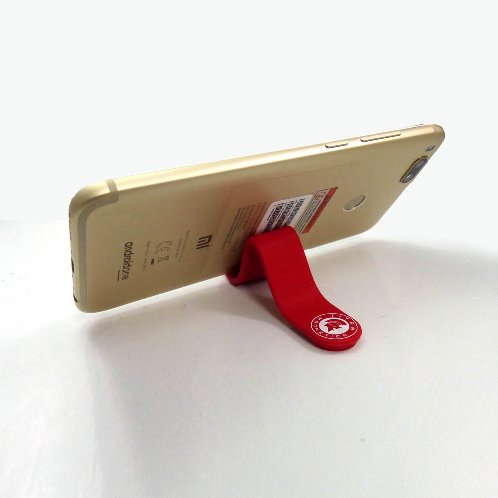 Magnetic Silicon Phone Stand