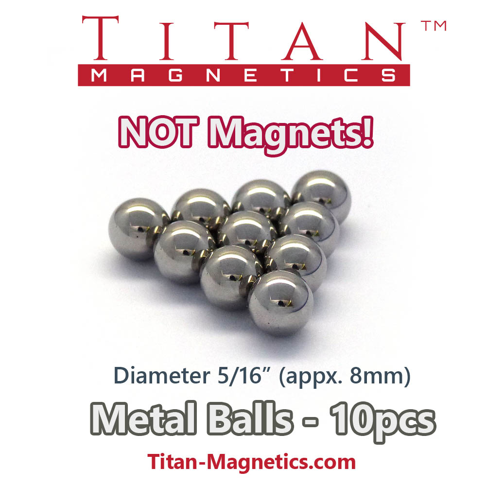 Metal Ball Steel Ball Iron Ball Bearing 8mm Not Magnet
