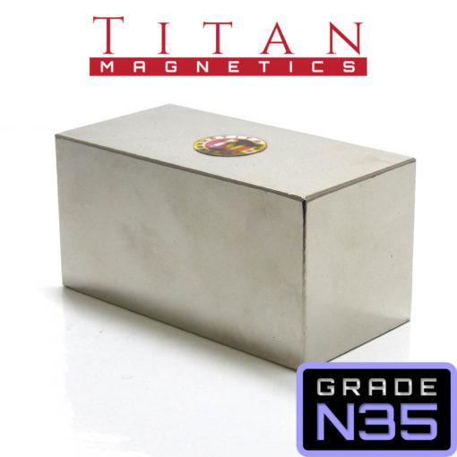 N35 Neodymium Large Magnet Atlas