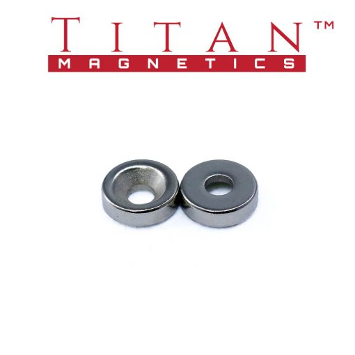 N35 Ring Countersunk Magnets Singapore