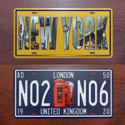 NY-London