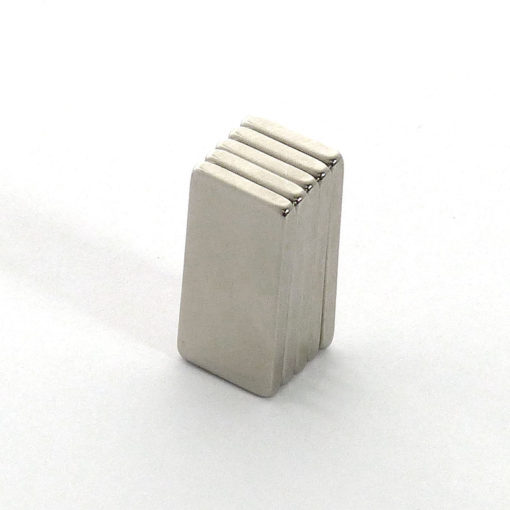 Neodymium Block Magnets 5pcs/pack