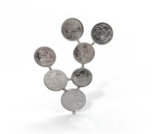 Neodymium Magnets Money Tree