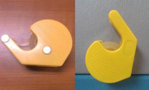 QuikDisc Neodymium Magnets onTape dispenser