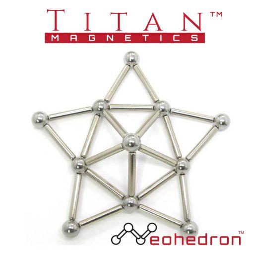 Neohedron 2D Magnetic Star