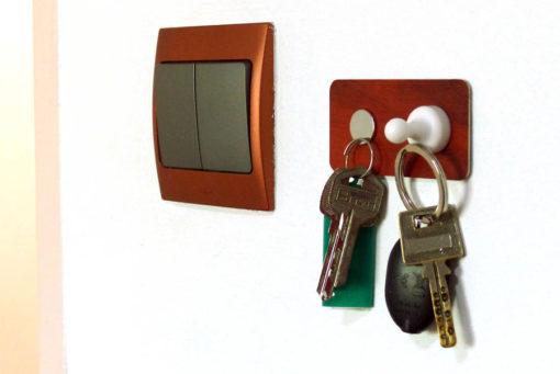 QuikBase - Key holders in Landscape position