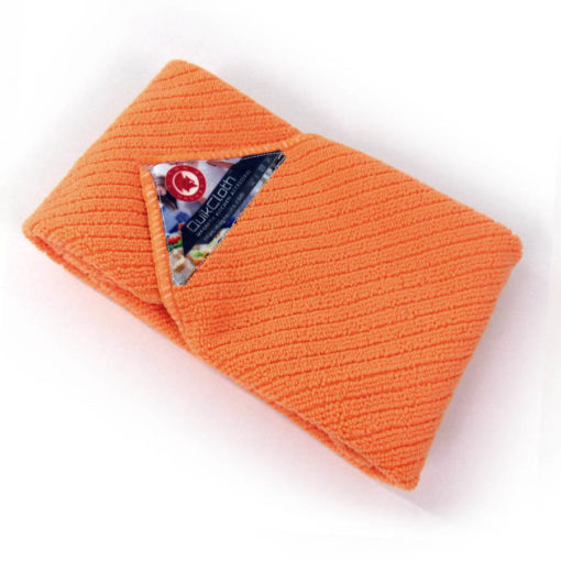 QuikCloth -Magnetic Kitchen Towel Orange