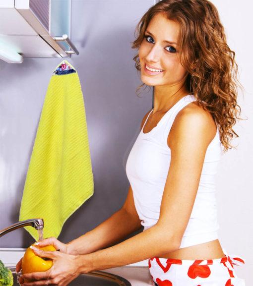 Magnetic Cloth Kitchen Helper