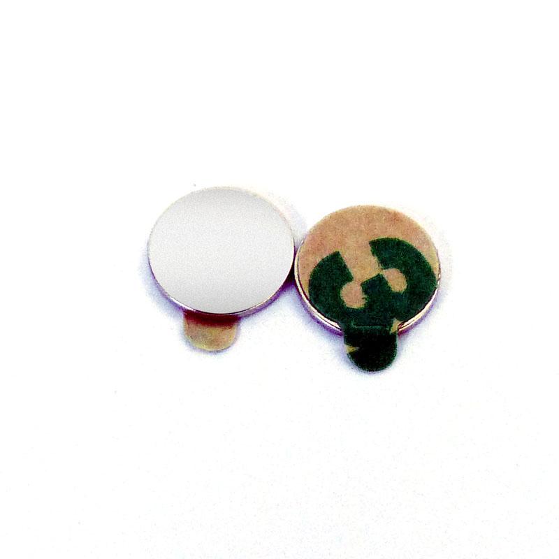 QuikDisc Ultra Slim Neodymium dhesive Magnet
