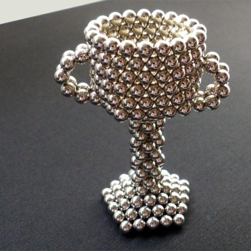 5mm Sphere Magnets Trophy