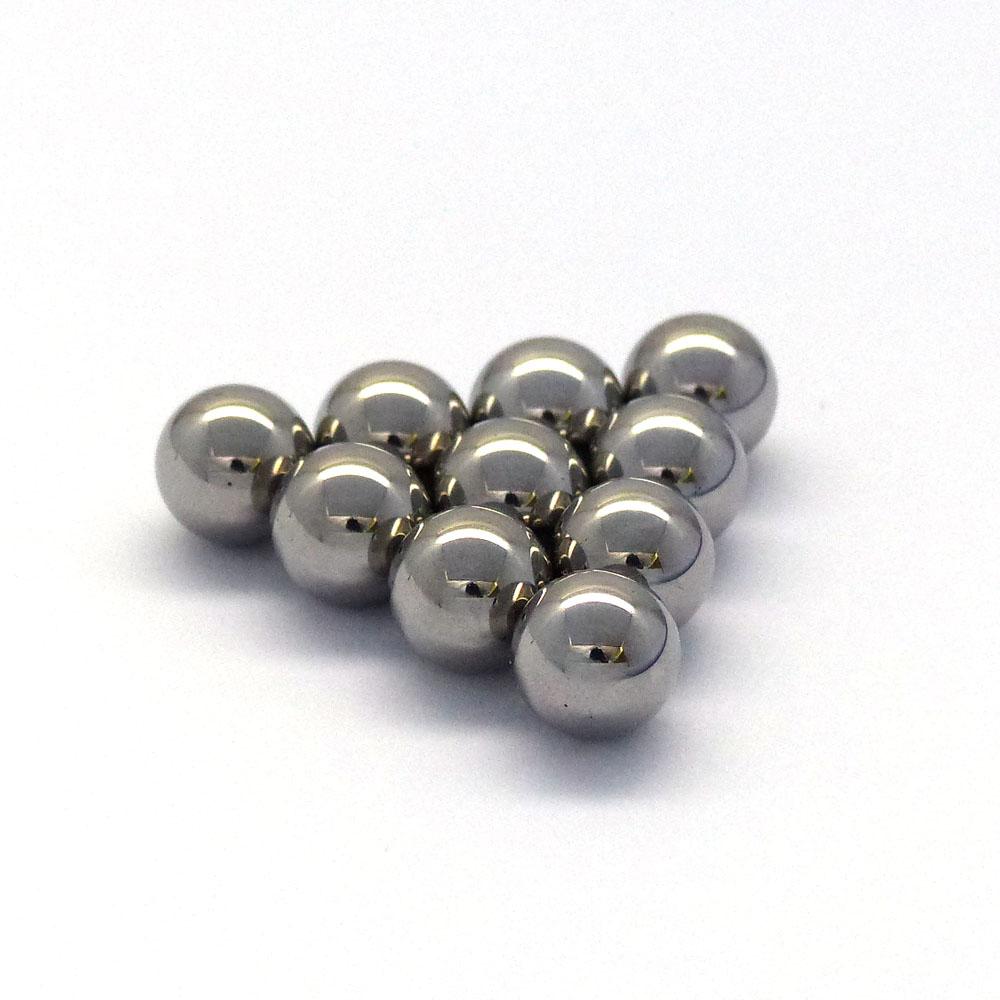 "Steel Iron Ball bearings  3/8"" dia. (9.53mm dia.)"