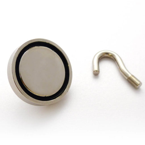 Strong Magnetic Hook with screw
