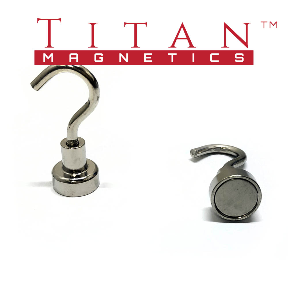 Tiny Magnetic Hanging Hook D12mm
